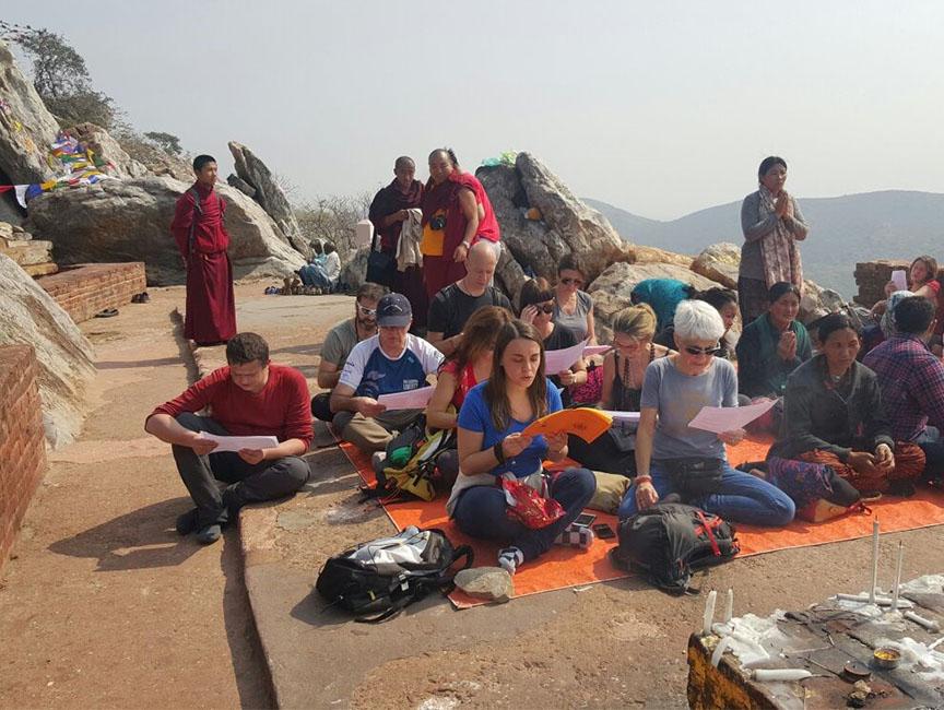 Pico del buitre RAGIR INDIA