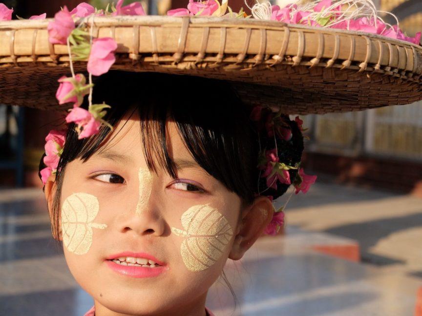 Birmania fondo
