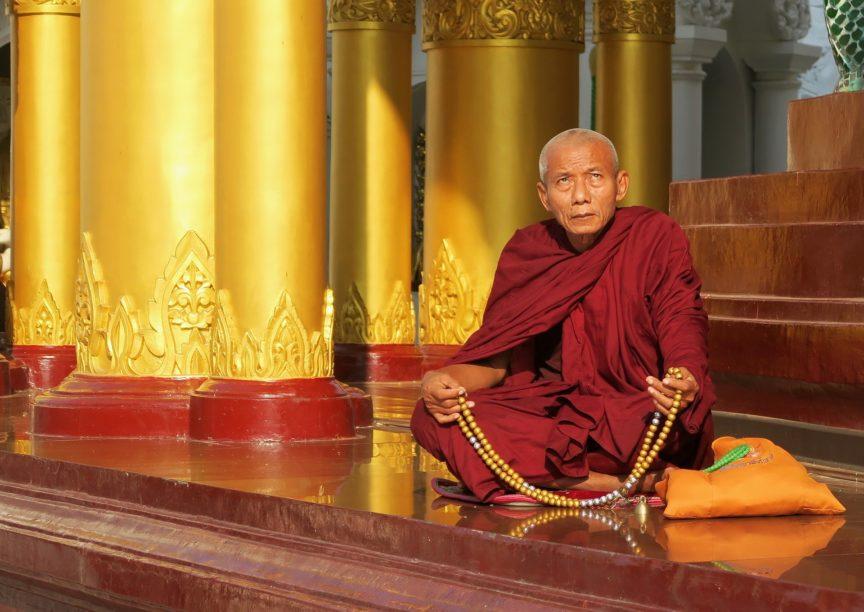birmania religion