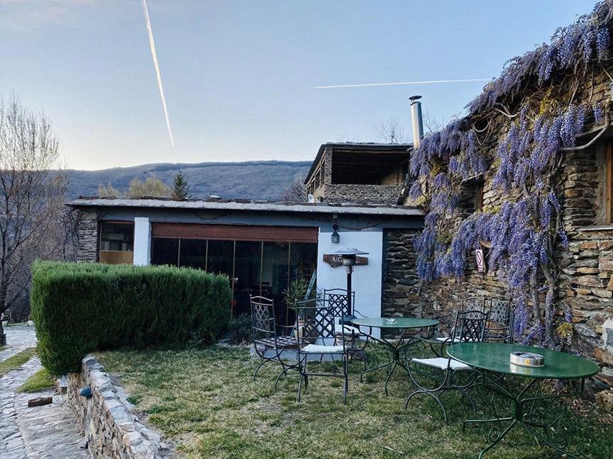 casa rural granada